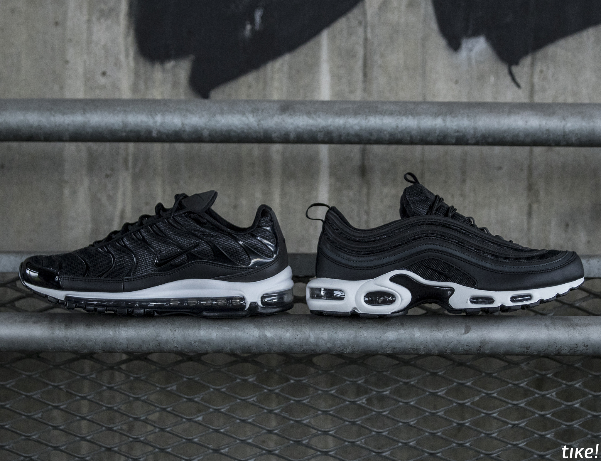 Nike LAB Air Max Hybrid Pack