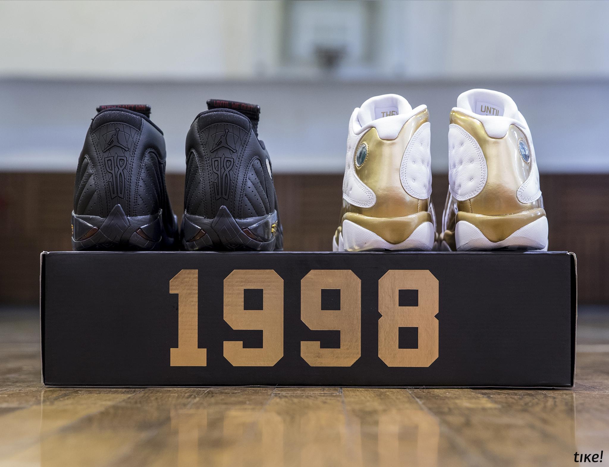 Nike Air Jordan DMP pack
