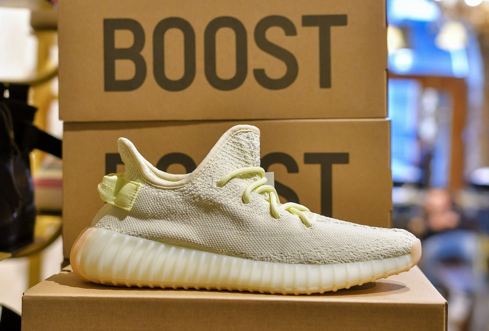 Kanye West x adidas YEEZY BOOST 350 V2 Butter
