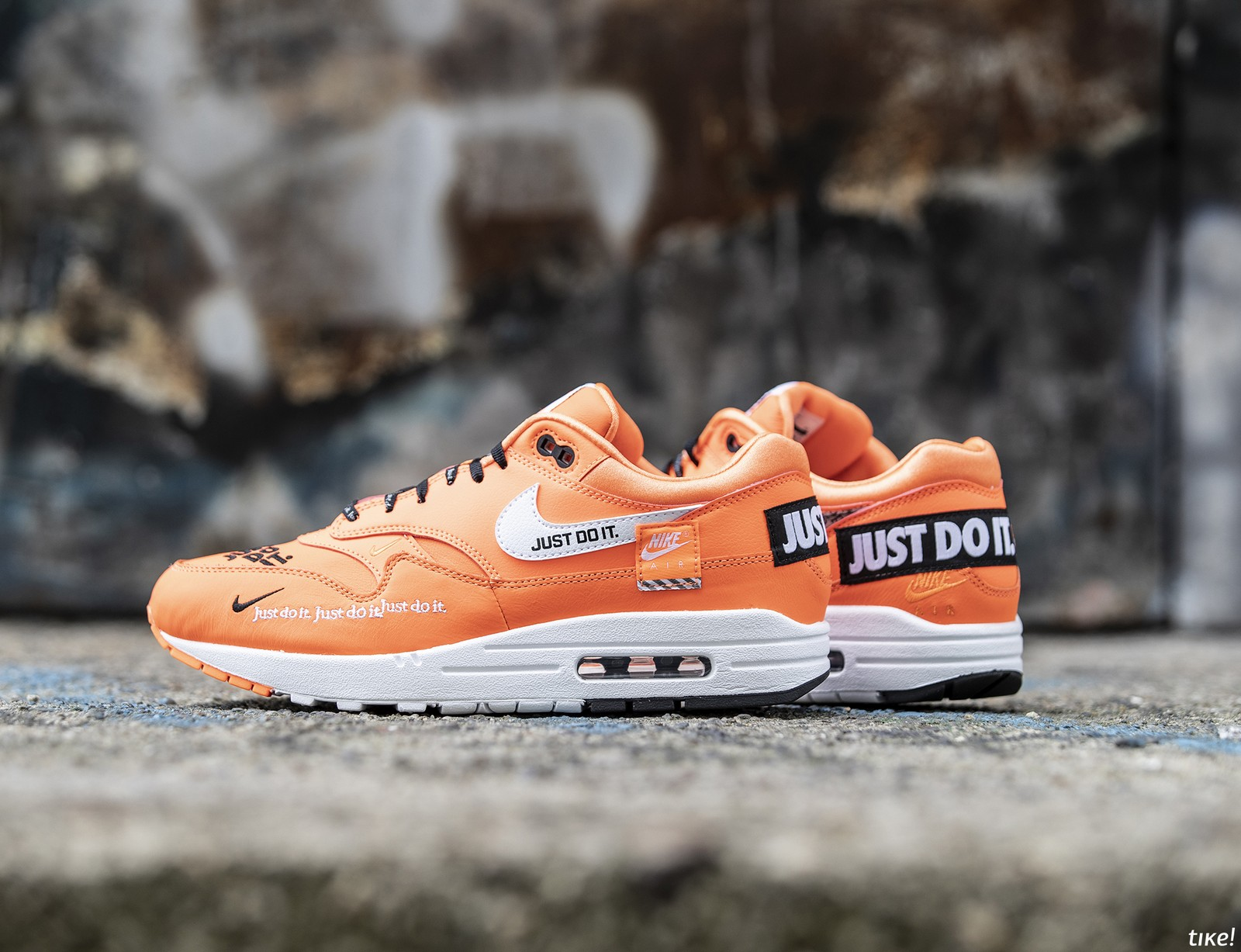 "30 godina dominacije: Nike Air Max 1 ""Just Do It"""