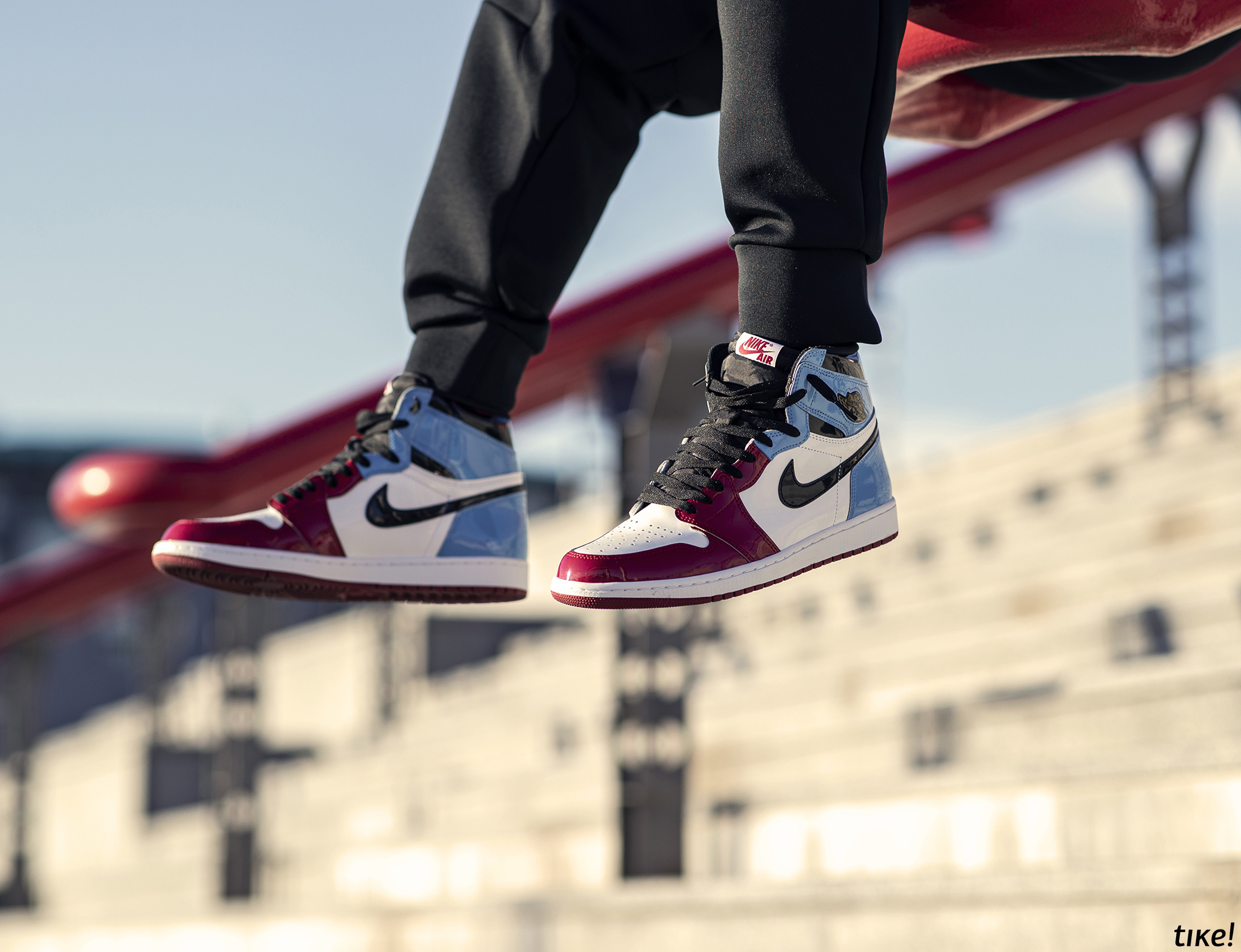 Nike Air Jordan 1 High OG Fearless