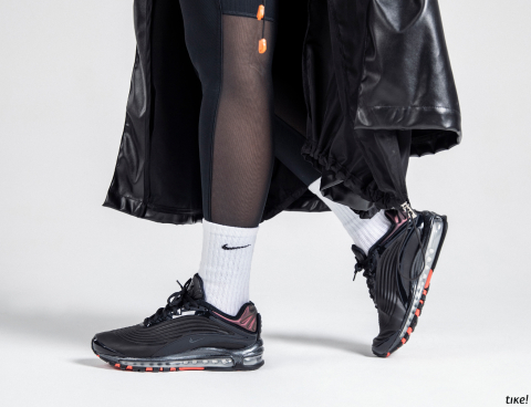 It's Time for the New Wave – Nike Air Max Deluxe SE