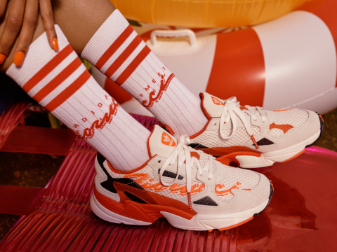 BE UNMATCHED IN ADIDAS ORIGINALS X FIORUCCI SECOND COLLECTION