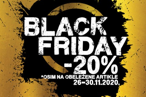 TIKE BLACK FRIDAY PONUDA