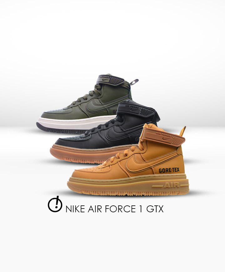 tike slider mobile Nike Air Force 1 GTX