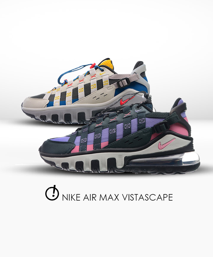 tike slider mobile Nike Air Max Vistascape