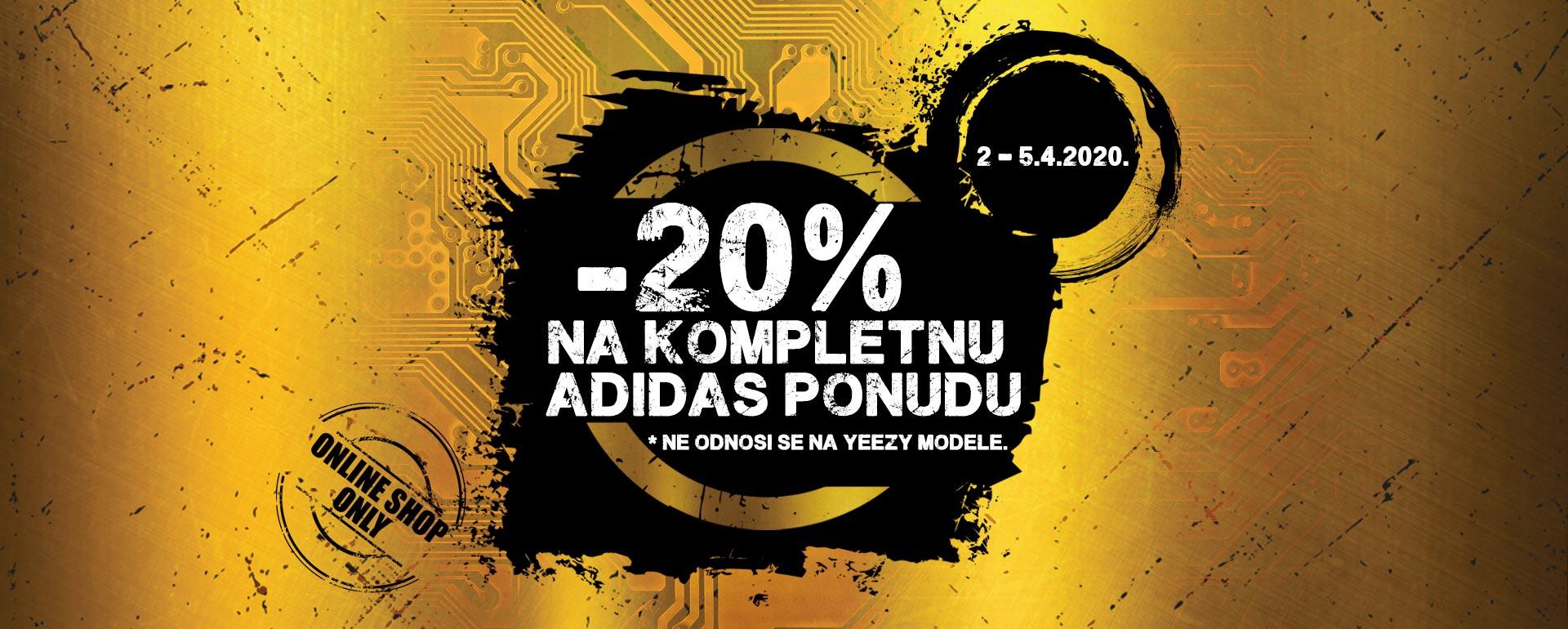Akcija adidas