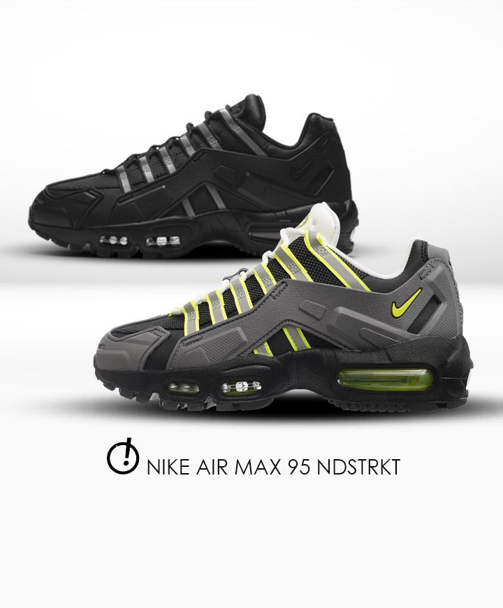 tike slider mobile Nike Air Max 95 NDSTRKT