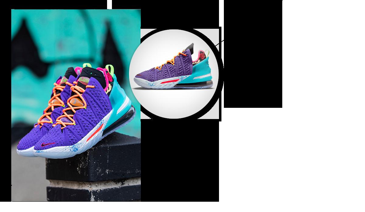 """Nike Lebron XVIII """"The Best OF"""""""
