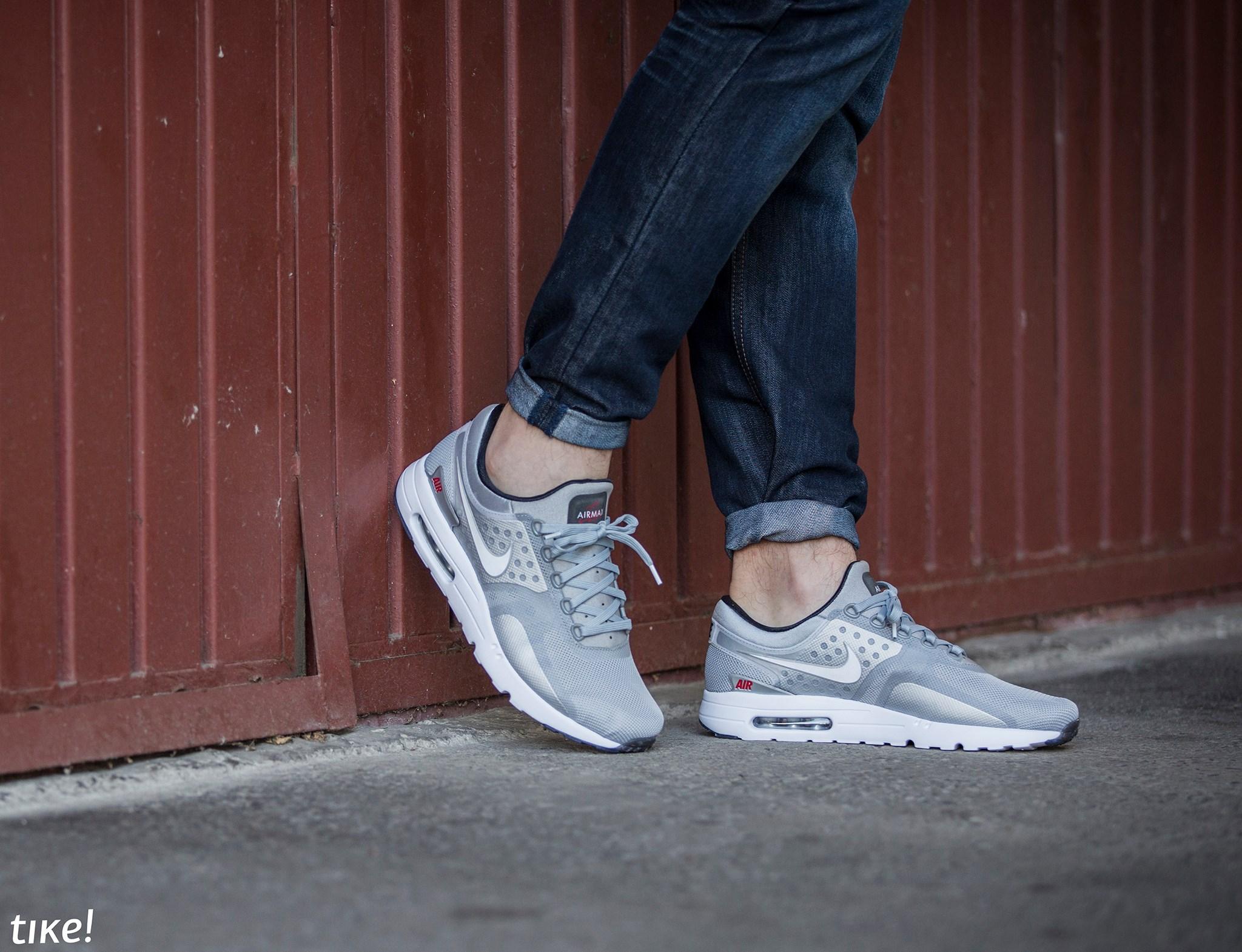 Nike Air Max ZERO QS Metallic Silver