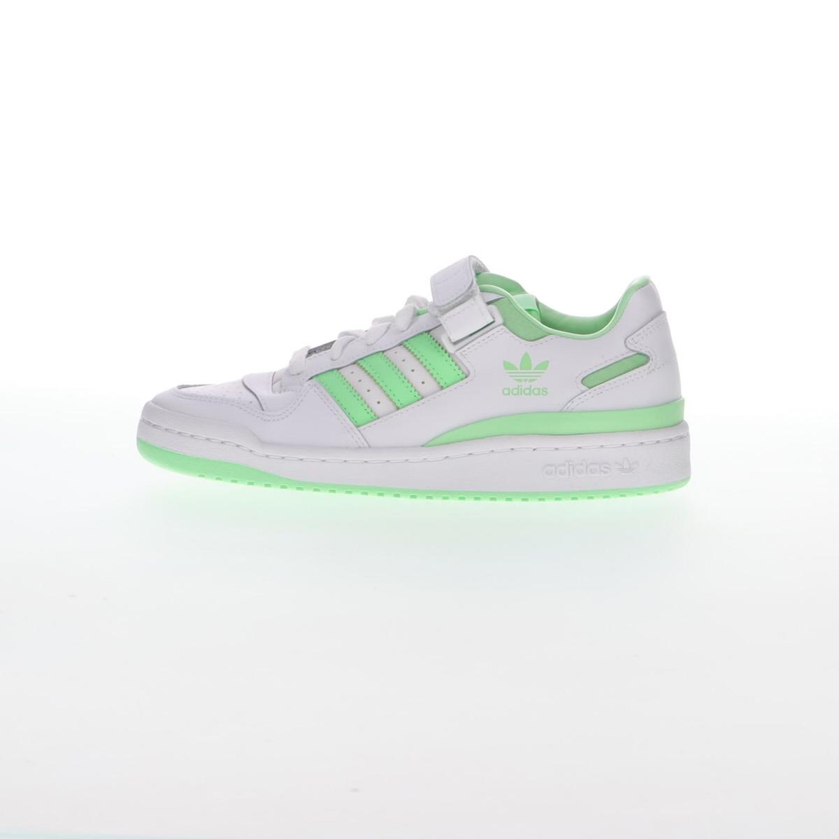 green and white adidas gazelle black women