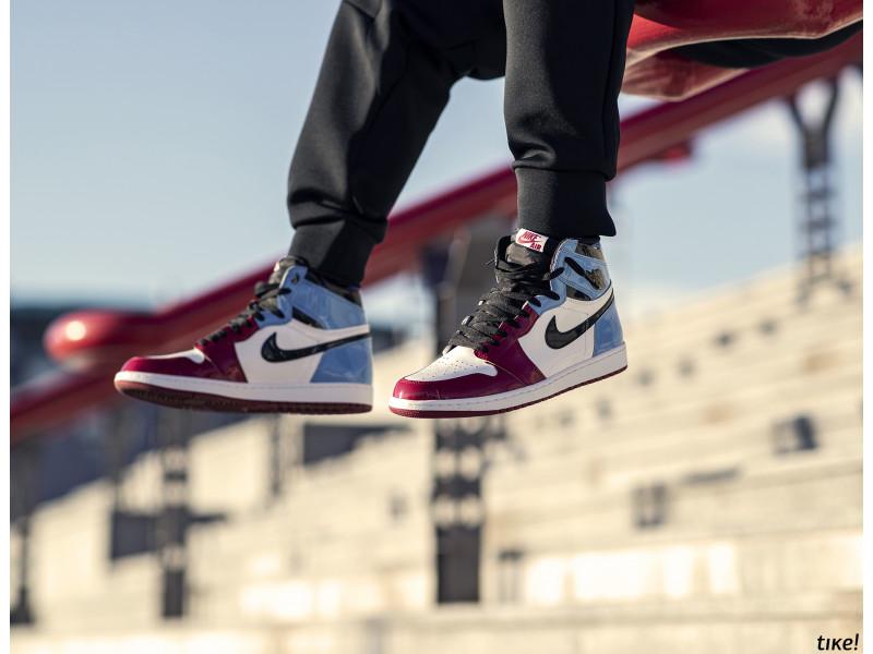 Nike Air Jordan 1 High OG Fearless