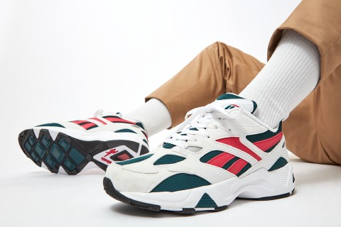 THE REEBOK AZTREK 96 RETURNS