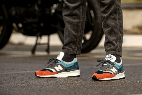 MADE IN THE USA: NEW BALANCE 997