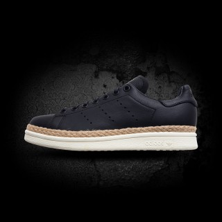 ADIDAS Patike STAN SMITH NEW BOLD CBLACK/CBLACK/OWHITE