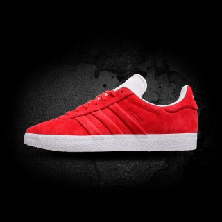 ADIDAS Patike GAZELLE STITCH AND  COLRED/COLRED/FTWWHT