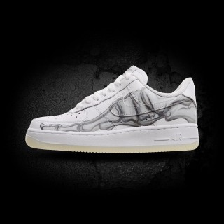 NIKE Patike AIR FORCE 1 '07 SKELETON QS