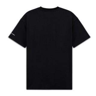 CONVERSE Majica BASQUIAT ELEVATED GRAPHIC TEE BLACK