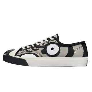 CONVERSE Patike JACK PURCELL OX FLINT GREY/WHITE/NATURAL