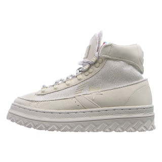 CONVERSE Patike PARIA PRO LEATHER X2 MID ICICLE/GREEN