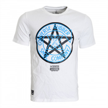 CONVERSE Majica CONVERSE X NEIGHBORHOOD TEE WHITE