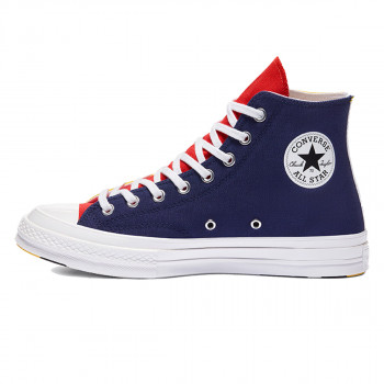 CONVERSE Patike CHUCK 70 HI BLUE/YELLOW/RED