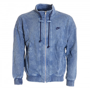 M NSW RE-ISSUE JKT KNIT WASH