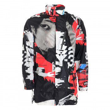 ADIDAS Jakna M CH1 AOP LONG TRACK JACKET