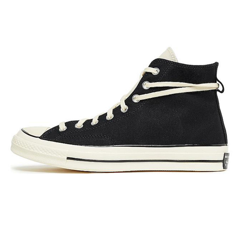 CONVERSE Patike CHUCK 70 HI BLACK/EGRET/NATURAL