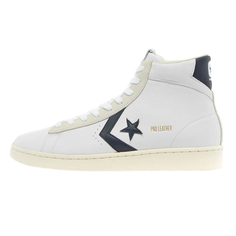 CONVERSE Patike PRO LEATHER OG MID WHITE/OBSIDIAN/EGRET